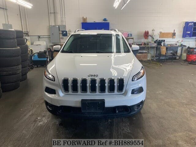 Used 2016 JEEP CHEROKEE BH889554 for Sale