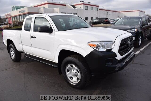 Used 2017 TOYOTA TACOMA BH889556 for Sale