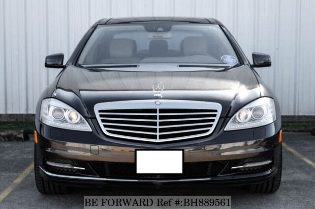 Used 2012 MERCEDES-BENZ S-CLASS BH889561 for Sale