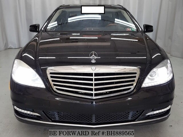 Used 2012 MERCEDES-BENZ S-CLASS BH889565 for Sale