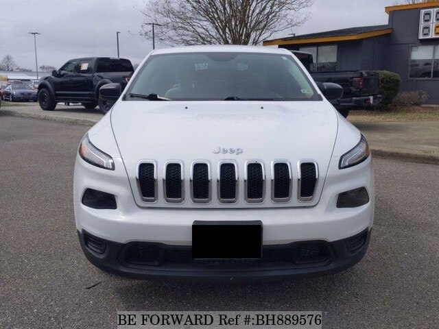 Used 2016 JEEP CHEROKEE BH889576 for Sale