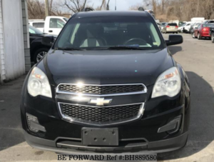 Used 2011 CHEVROLET EQUINOX BH889580 for Sale