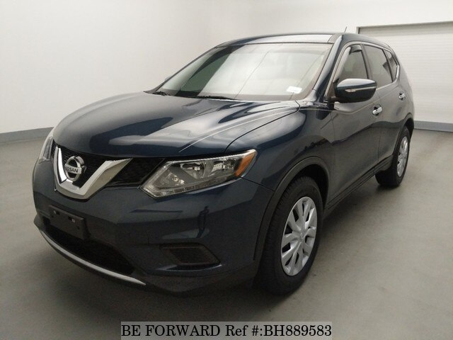 Used 2015 NISSAN ROGUE BH889583 for Sale