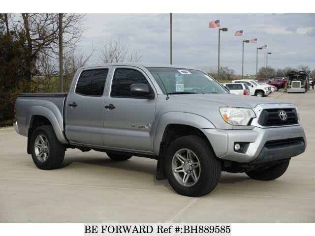 Used 2014 TOYOTA TACOMA BH889585 for Sale