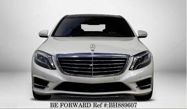 Used 2014 MERCEDES-BENZ S-CLASS BH889607 for Sale