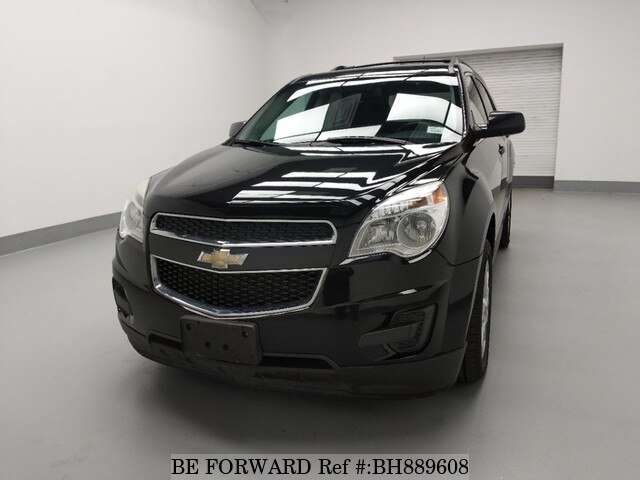 Used 2013 CHEVROLET EQUINOX BH889608 for Sale