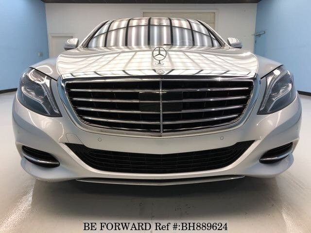 Used 2014 MERCEDES-BENZ S-CLASS BH889624 for Sale