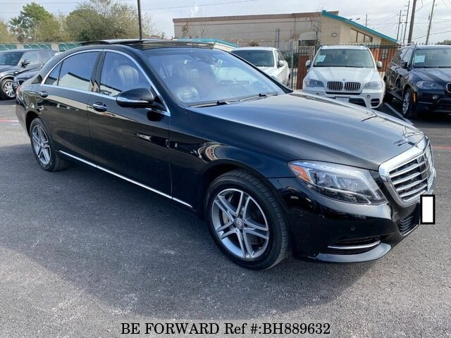 Used 2014 MERCEDES-BENZ S-CLASS BH889632 for Sale