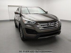 Used 2013 HYUNDAI SANTA FE BH889660 for Sale