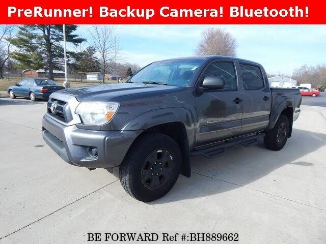 Used 2014 TOYOTA TACOMA BH889662 for Sale