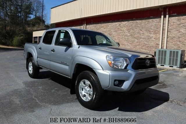 Used 2015 TOYOTA TACOMA BH889666 for Sale