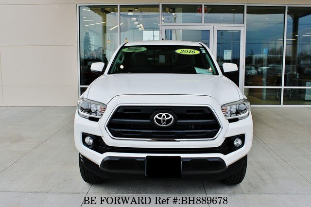 Used 2016 TOYOTA TACOMA BH889678 for Sale