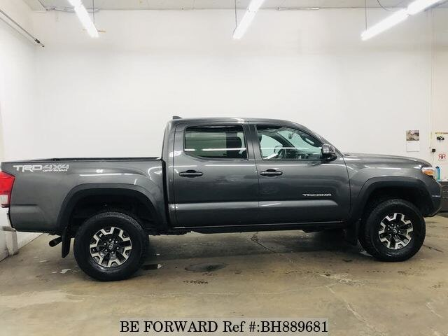 Used 2017 TOYOTA TACOMA BH889681 for Sale
