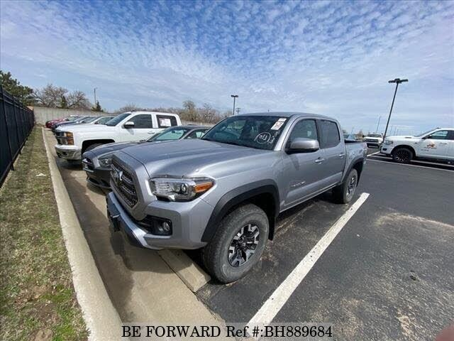 Used 2017 TOYOTA TACOMA BH889684 for Sale