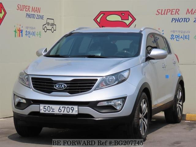 Used 2011 KIA SPORTAGE BG207745 for Sale