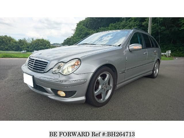 Used 2001 MERCEDES-BENZ C-CLASS BH264713 for Sale