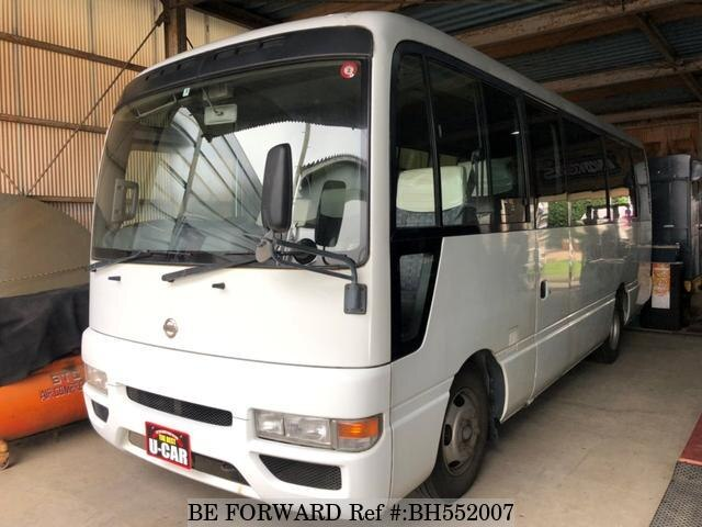 Used 2003 NISSAN CIVILIAN BUS BH552007 for Sale