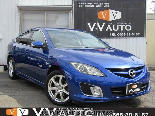 Used 2008 MAZDA ATENZA SPORT BH575283 for Sale