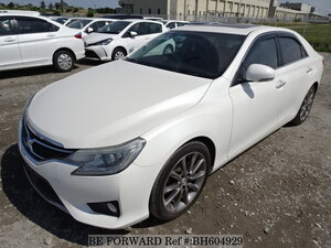 Used 2013 TOYOTA MARK X BH604929 for Sale