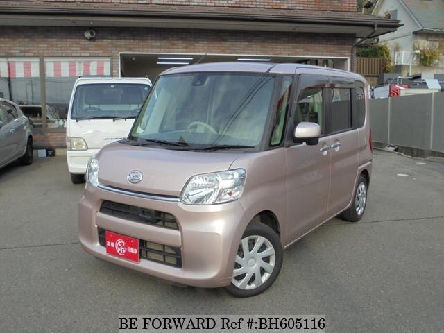 Used 2015 DAIHATSU TANTO BH605116 for Sale