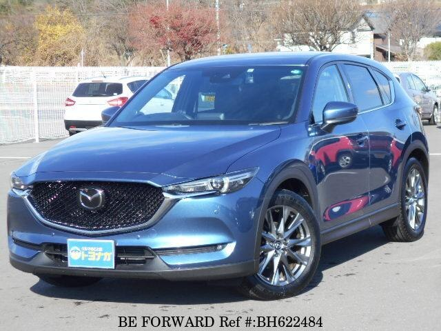 Used 2019 MAZDA CX-5 BH622484 for Sale