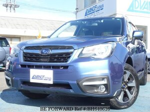 Used 2016 SUBARU FORESTER BH640616 for Sale