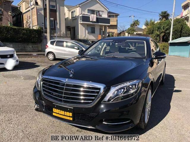 Used 2016 MERCEDES-BENZ S-CLASS BH644972 for Sale
