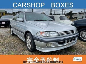 Used 1998 TOYOTA CARINA BH653474 for Sale