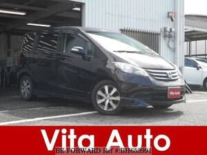 Used 2009 HONDA FREED BH653991 for Sale