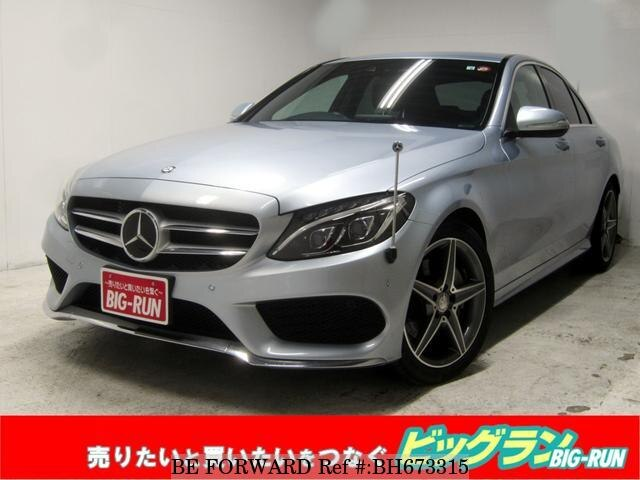 Used 2014 MERCEDES-BENZ C-CLASS BH673315 for Sale