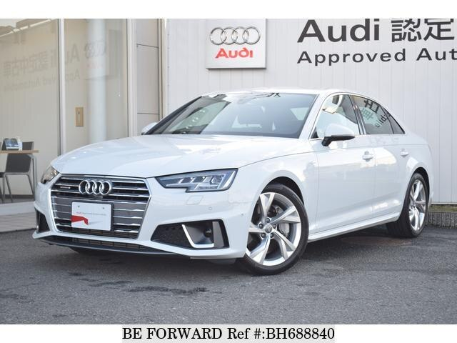 Used 2019 AUDI A4 BH688840 for Sale