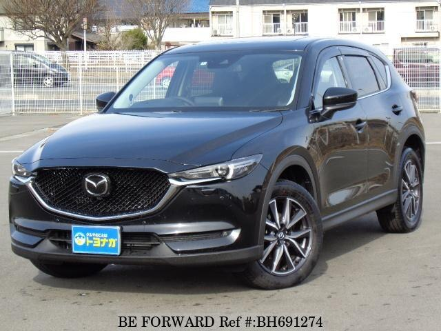 Used 2020 MAZDA CX-5 BH691274 for Sale