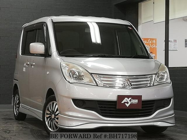 Used 2011 MITSUBISHI DELICA D2 BH717198 for Sale