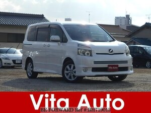 Used 2008 TOYOTA VOXY BH719013 for Sale
