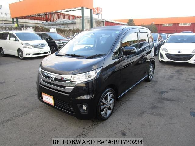 Used 2013 NISSAN DAYZ BH720234 for Sale