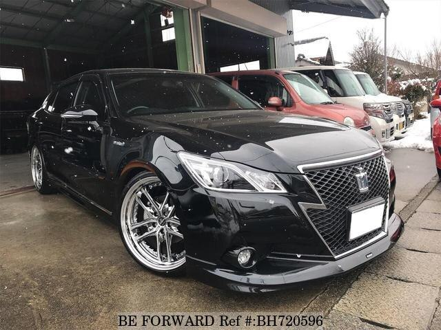 Used 2013 TOYOTA CROWN HYBRID BH720596 for Sale
