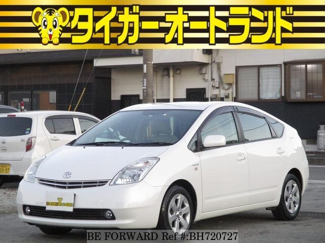 Used 2008 TOYOTA PRIUS BH720727 for Sale