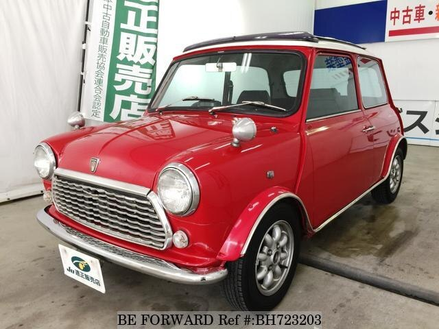 Used 1992 ROVER MINI BH723203 for Sale