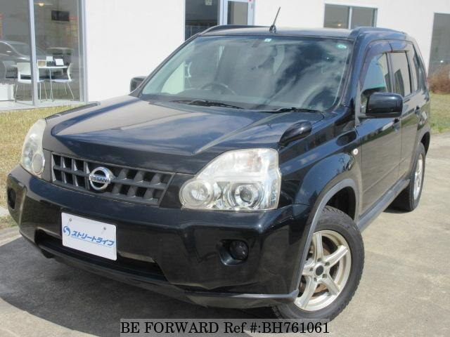 Used 2008 NISSAN X-TRAIL BH761061 for Sale