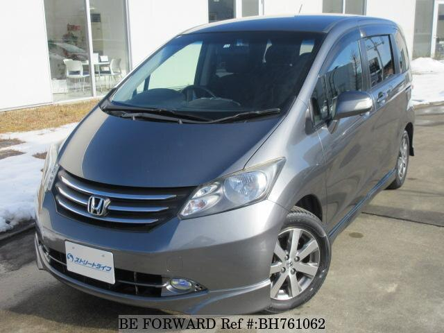Used 2011 HONDA FREED BH761062 for Sale