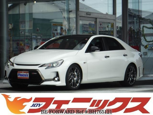 Used 2019 TOYOTA MARK X BH765121 for Sale