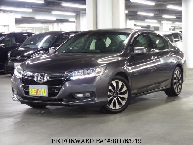Used 2013 HONDA ACCORD HYBRID BH765219 for Sale