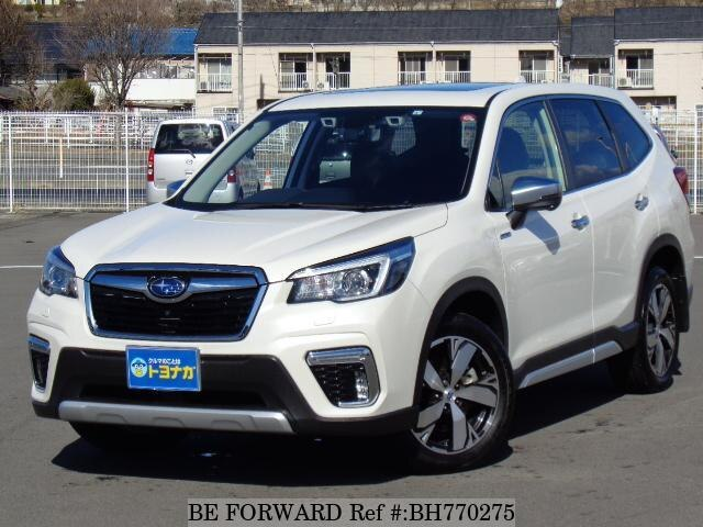 Used 2019 SUBARU FORESTER BH770275 for Sale