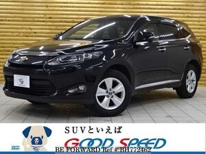 Used 2014 TOYOTA HARRIER BH772462 for Sale