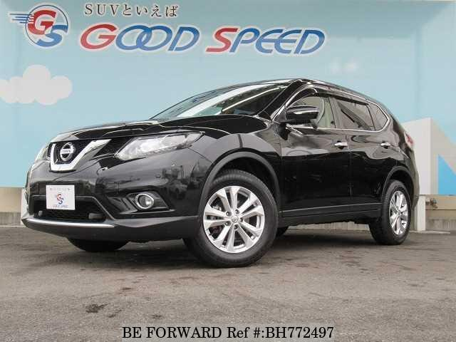 Used 2016 NISSAN X-TRAIL BH772497 for Sale