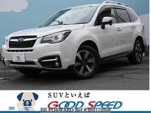 Used 2015 SUBARU FORESTER BH772558 for Sale