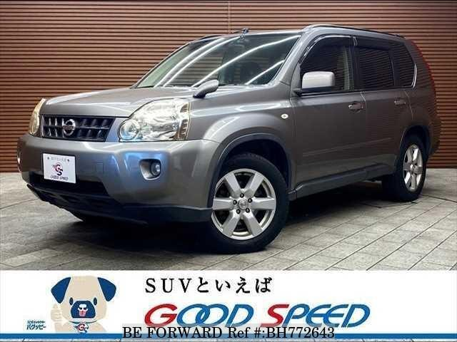 Used 2008 NISSAN X-TRAIL BH772643 for Sale