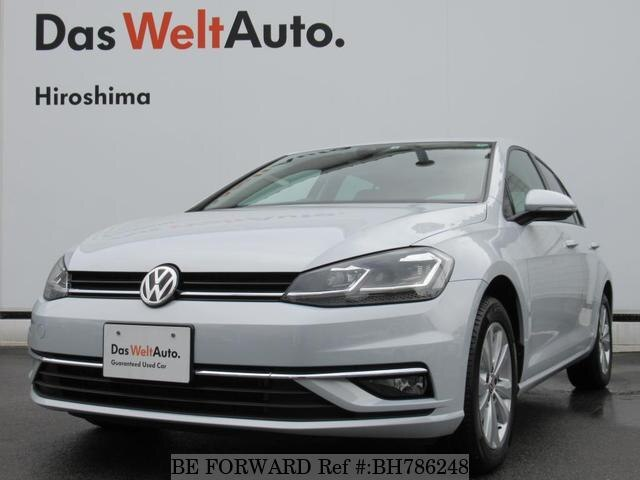 Used 2018 VOLKSWAGEN GOLF BH786248 for Sale