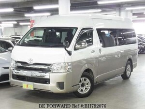 Used 2017 TOYOTA HIACE WAGON BH792076 for Sale