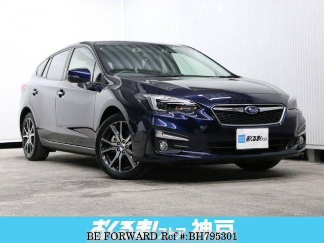 Used 2018 SUBARU IMPREZA SPORTS BH795301 for Sale
